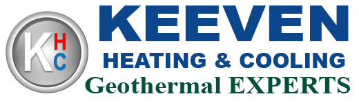 Keevan Heating & Cooling Logo